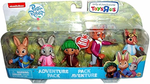 Nick Jr. Peter Rabbit – Multi-Figure Adventure Set by Fun Express