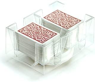 Revolving Card Holder 1-6 Deck