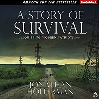 EMP: Equipping Modern Patriots     With a Story of Survival              By:                                                                                                                                 Jonathan Hollerman                               Narrated by:                                                                                                                                 Kent Clark                      Length: 10 hrs and 14 mins     1,076 ratings     Overall 4.2