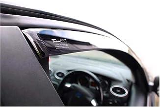 Only for the 5 Doors Model Heko WD29390-6226 Front /& Rear Full Set of 4 Heko Wind Deflectors Tinted