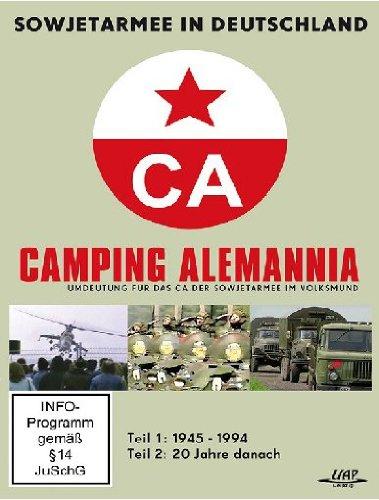 Camping Alemannia - Sowjetarmee in Deutschland