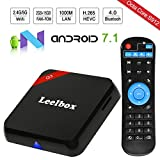 Leelbox Q3 Android 7.1 TV Box, 2GB RAM+16GB ROM Octa Core Smart TV Box de S912/ Dual-WiFi de 2.4GHz...