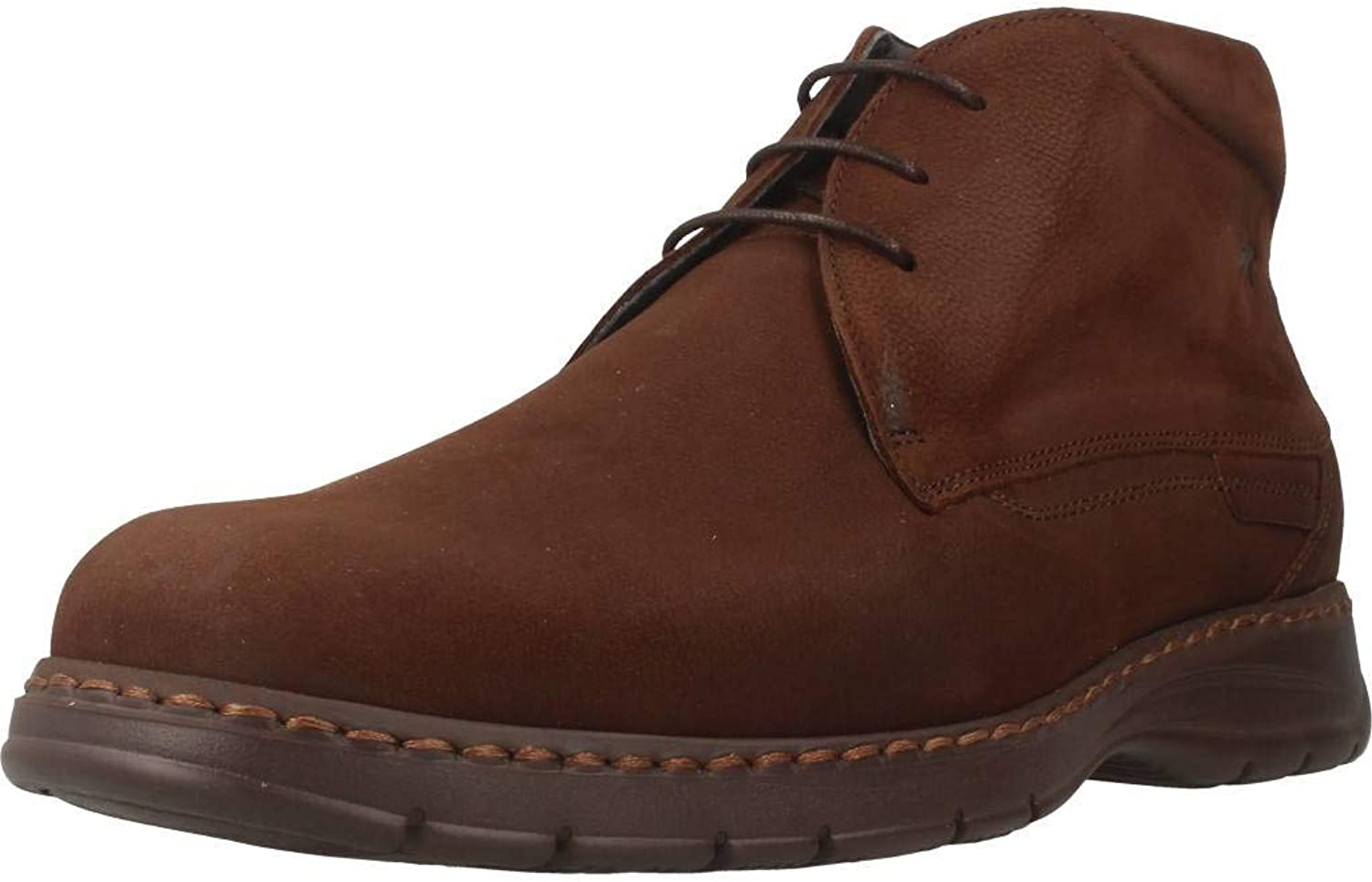Fluchos Mens Boots, Colour Brown, Brand, Model Mens Boots CRONO Brown
