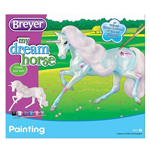 Breyer- Dipingi Il Tuo Unicorno, Multicolore, Taglia Unica, 4211