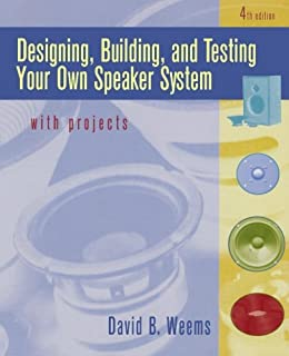speaker building projects