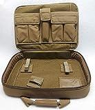 18' Pistol Case AR, AK, Sig MPX, Copperhead, CZ Scorpion (Coyote, Sig MPX Copperhead)
