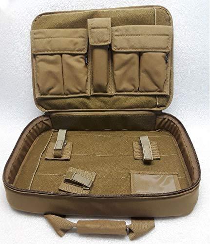 """18"""" Pistol Case AR, AK, Sig MPX, Copperhead, CZ Scorpion (Black, Sig MPX Copperhead)"""