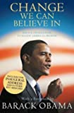 Change We Can Believe In - Barack Obama's Plan to Renew America's Promise