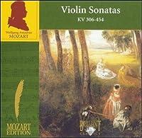 Violin Sonata Kv306-454