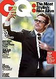 GQ Magazine (July 2015) Brad Pitt Cover