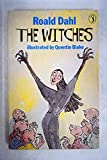 The Witches [Paperback] [Jan 01, 2016] Roald Dahl