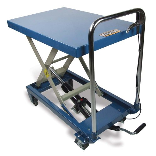 Baileigh B-CART Hydraulic Lift Cart, 660 Lb Capacity
