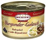 DREISTERN Burgundergulasch, 400 gramm