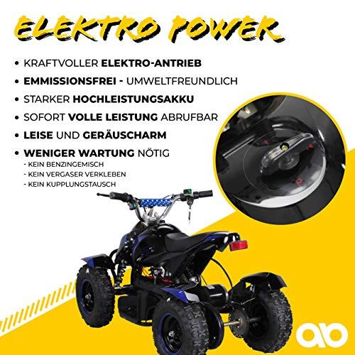 Actionbikes Motors Elektro Quad ATV Cobra
