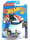 DieCast Hotwheels Mario Kart Standard Kart, 166/250 HW Screen Time 8/10