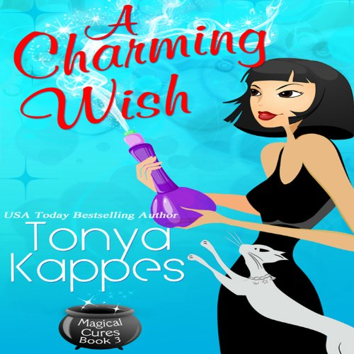 A Charming Wish audiobook cover art