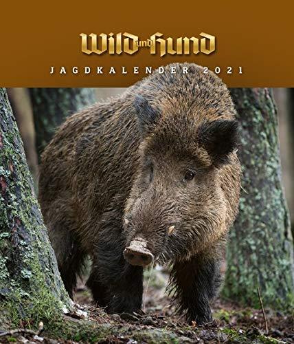 Jagdkalender Wandvariante 2021: WILD UND HUND