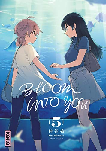 Bloom into you Edition simple Tome 5