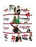 Coffret 4 DVD : Christmas Kiss + La Proposition courrier Nounou pour Noël
