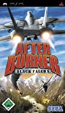 After Burner - Black Falcon - [PSP]