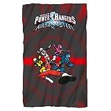 Power Rangers Ninja Team Fleece Blanket (36x58)