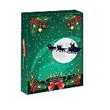 Foodtastic Power Cakes Adventskalender (24 x 120 g) | das perfekte Weihnachtsgeschenk für Fitness und Bodybuilding Fans | Fitness Advents Kalender 2018