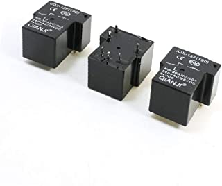 X-DREE 3Pcs PCB Connector high performance DC 24V Coil essential Voltage 6 Pin well made Power Relay JQX-15F(T90)(e3d-59-01-294)