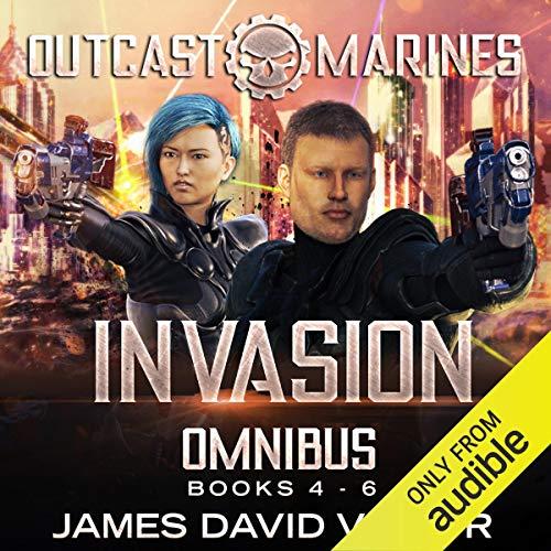 『Invasion Omnibus』のカバーアート