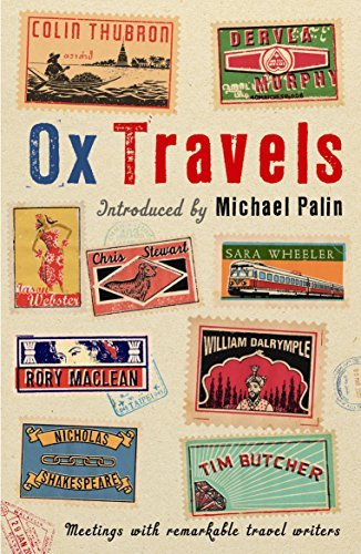 OxTravels: Meetings with remarkable travel writers (Ox Tales) by Oliver Bullough (Introduction) › Visit Amazon's Oliver Bullough Page search results for this author Oliver Bullough (Introduction), Ruth Padel (19-May-2011) Paperback