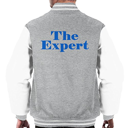 The Expert Donald Trump Son Barron Men's Varsity Jacket