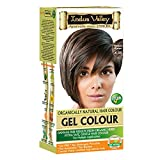 Indus Valley Natural Damage Free Gel Hair Colour, Medium Brown 4.0