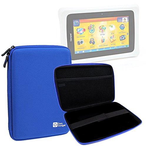 DURAGADGET Custodia Rigida Blu per Tablet Clementoni Clempad 4.4/5.0/5.0 XL / 6.0/6.0 Plus / 7.0 - Non Adatto a Clempad 8-8 Plus