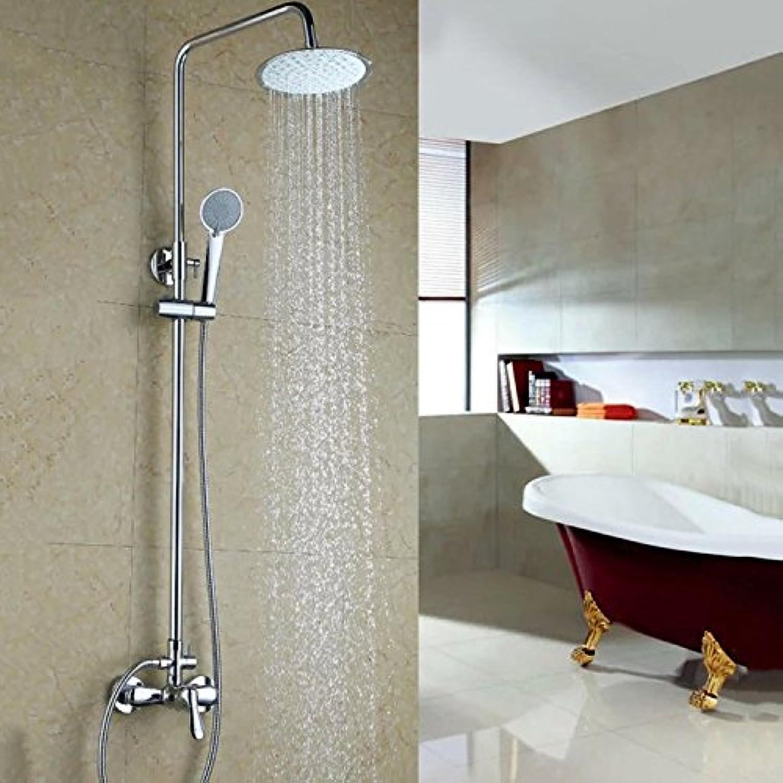 Caribou Home Badezimmer Dusche Wasserhahn feine und strapazierfhige Mischbatterie Dusche