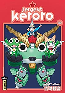 Sergent Keroro Edition simple Tome 30
