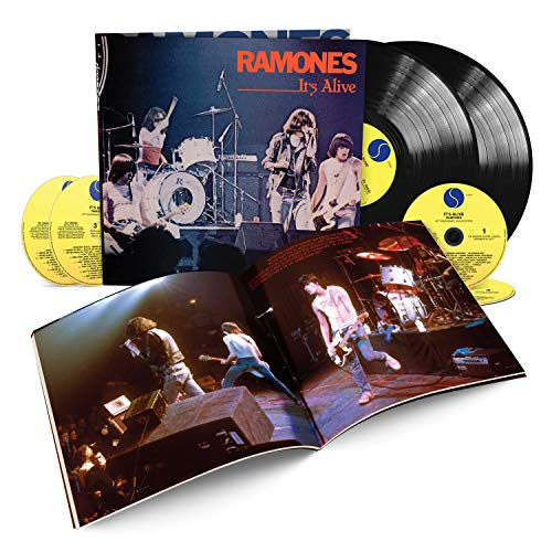 It'S Alive (40Th Anniversary Edt.Remastered 4Cd + 2Lp)