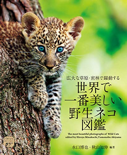 世界で一番美しい野生ネコ図鑑: 広大な草原・密林で躍動する (ネイチャー・ミュージアム)