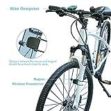 Zoom IMG-2 dinoka computer da bicicletta senza