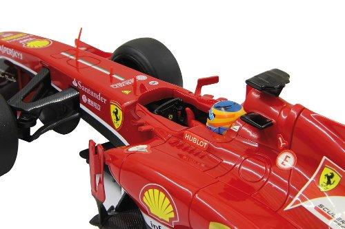 RC Auto kaufen Rennwagen Bild 3: BUSDUGA RC Ferrari F1 1:12 Rennwagen ferngesteuert Version 2013 - inkl. Batterien - Lizenz-Nachbau*