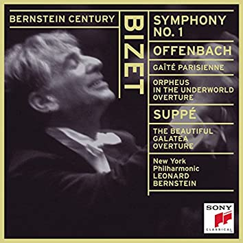 Bizet, Rosenthal, Offenbach & Suppé: Orchestral Works