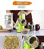 Zoom IMG-2 yueyang grattugia rotante per formaggio