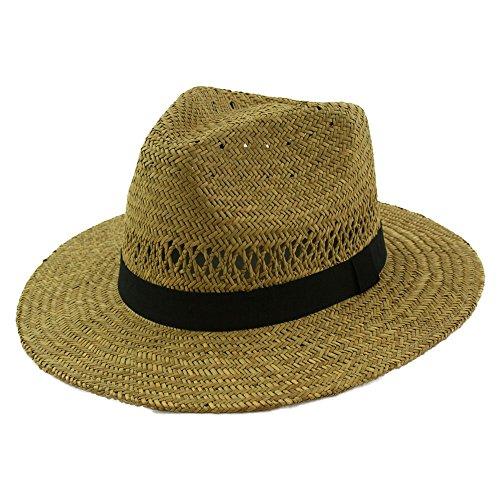 Scippis Cappello di Paglia 6h38Carriola, Colore Naturale