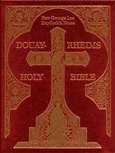 Haydock - Douay Rheims Bible - Large Print