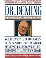 Dr Deming: The American Who Taught the Japanese about Quality