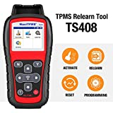 Autel TPMS Relearn Tool TS408, Upgraded Version of Autel TS401, TPMS Reset,...