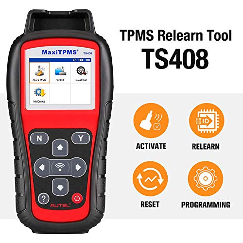 Autel TPMS Relearn Tool TS408, Upgraded Version of...