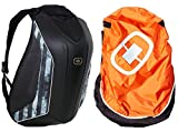 OGIO No Drag Mach 5 Street Back Pack Special OPS with Hi-Viz Org Rain Cover