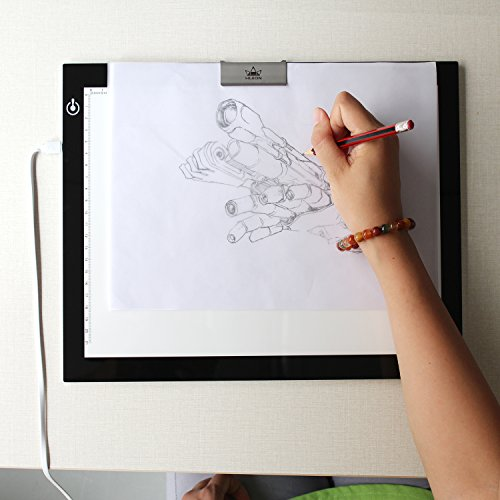 Huion Holding Tracing Paper Clip for 5 MM Thickness Light Box