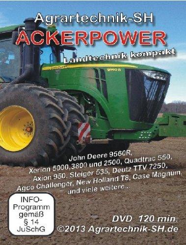 Ackerpower - Landtechnik kompakt