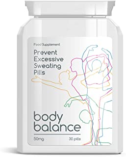 BODY BALANCE防ぐ過度の発汗薬ANTI - SWEAT Bodibaransu fusegu kado no hakkan-yaku ANTI - sū~etto