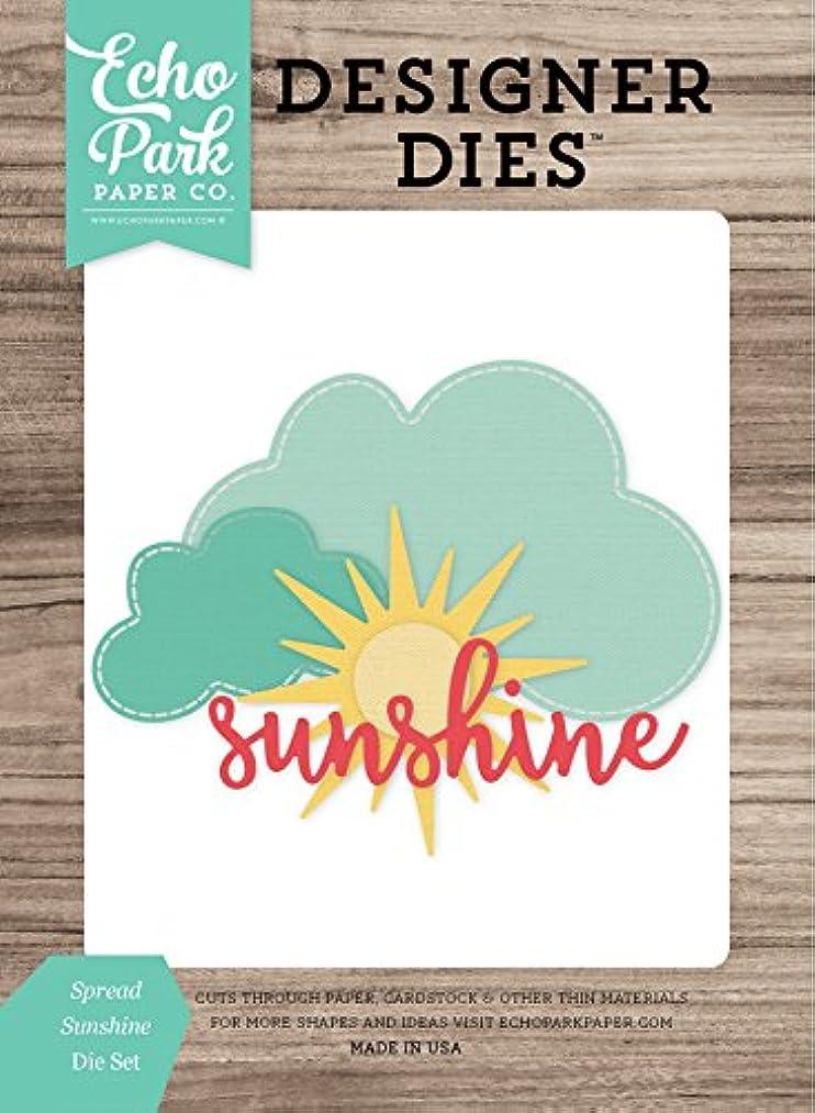 Echo Park Paper Company Spread Sunshine Die Set